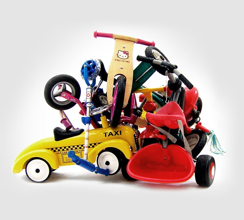 Infento World S First Real Constructible Rides