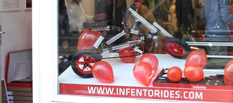 Infento shop window image