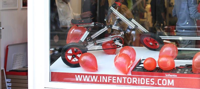 Infento shop window image