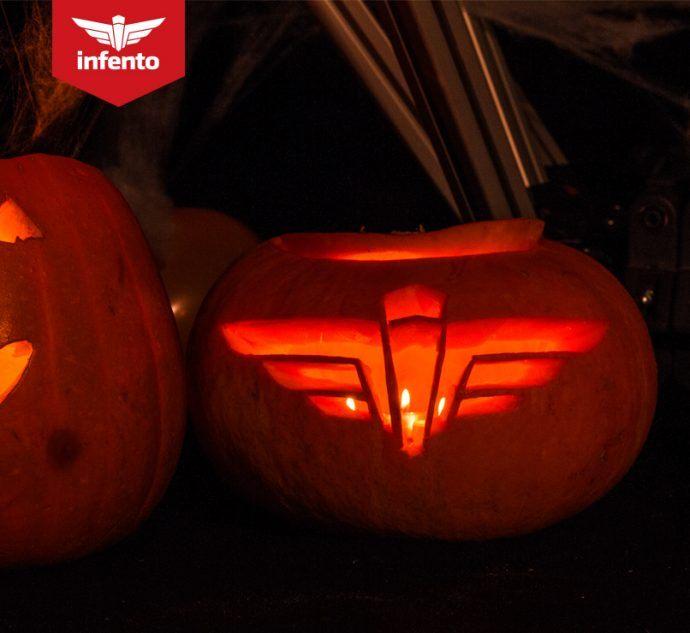Infento pumpkin