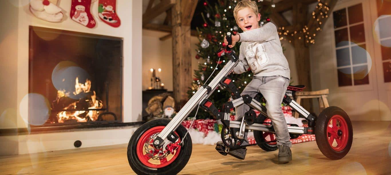 Christmas Hugo blog image