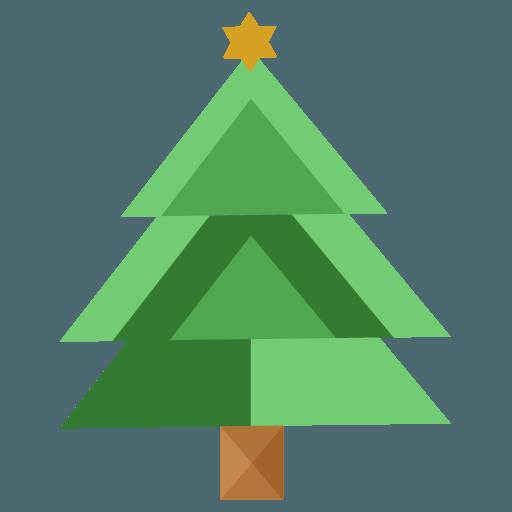 Christmas Tree Icon.Christmas Tree Icon Infento