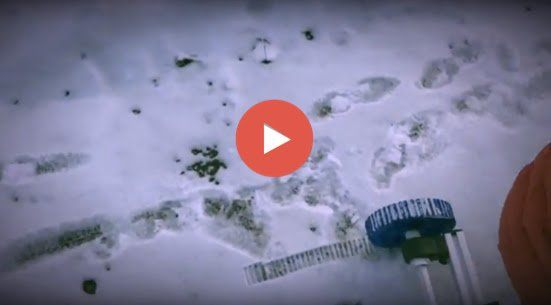 3D printed Snow Tire photo on Snow