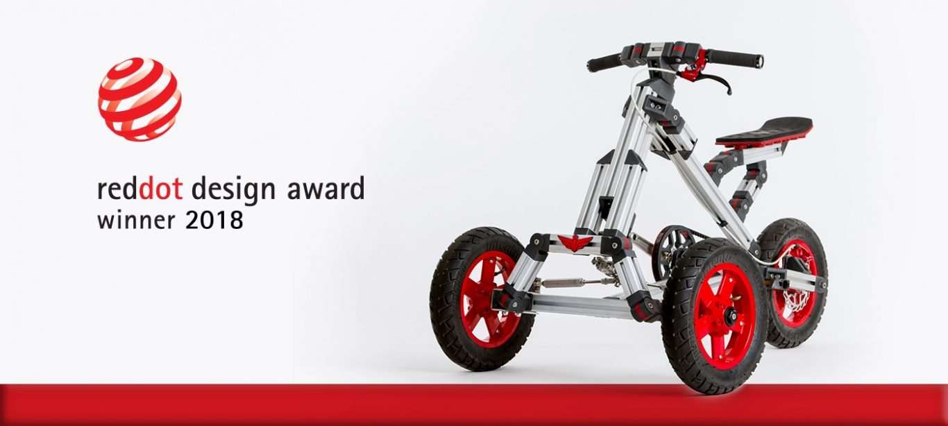 Blog Reddot Award image