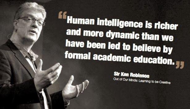Ken Robinson quote image
