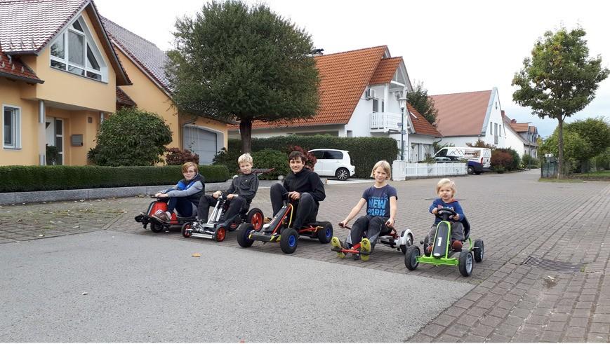 infento kids racing