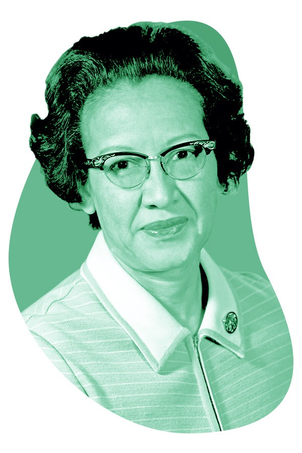 Katherine Johnson photo