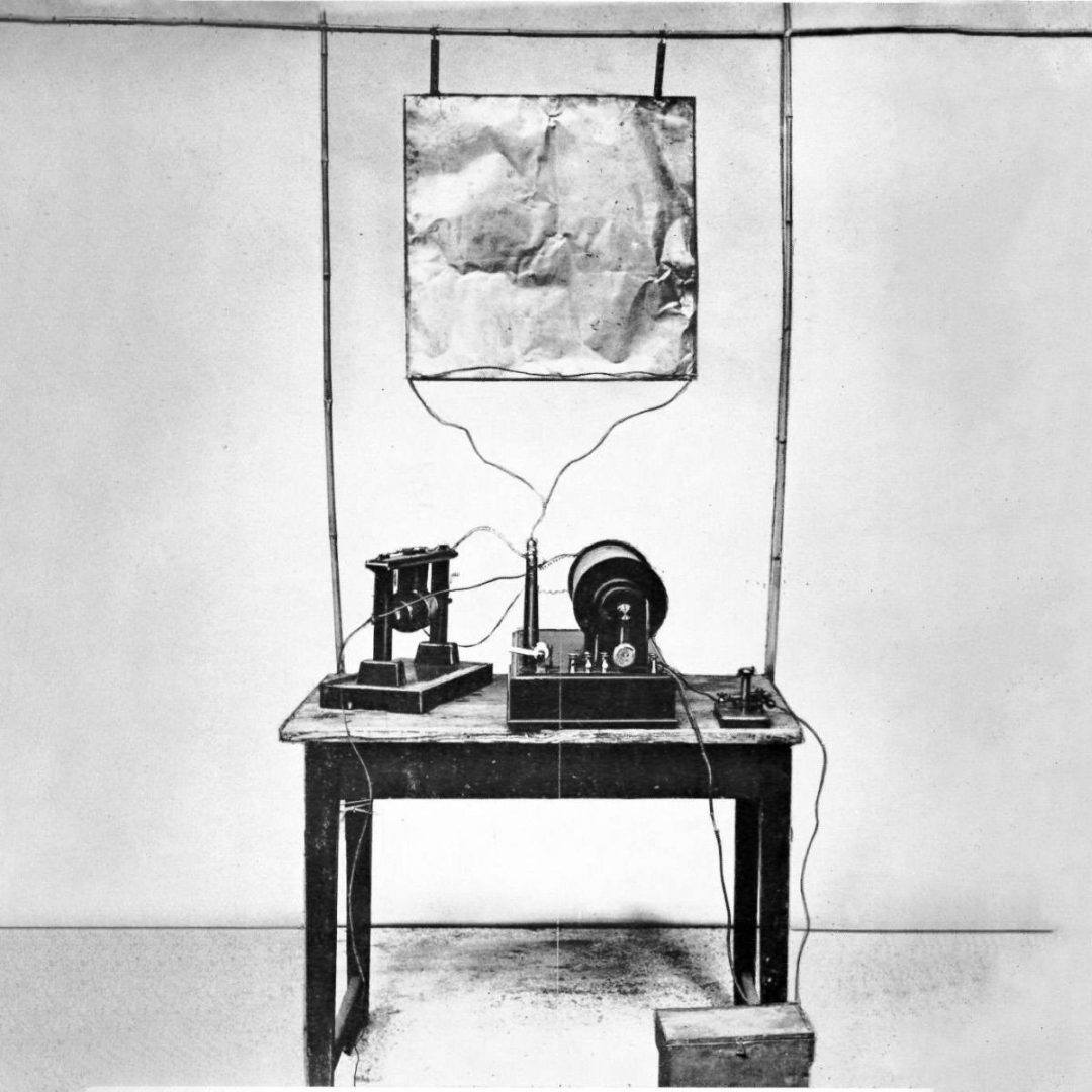Marconi's invention photo